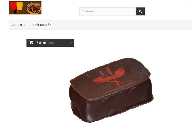 e boutique chocolats