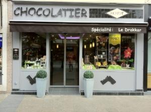 hottot chocolatier