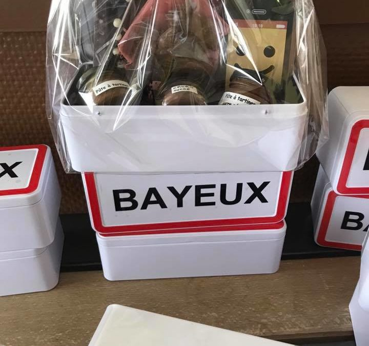 Nos boîtes Bayeux sont de retours