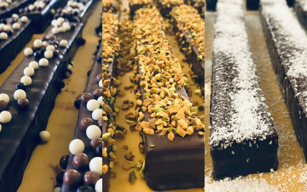Les guimauves de la Chocolaterie