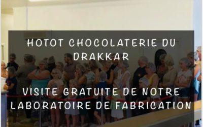 VISITE GRATUITE DE NOTRE ATELIER DE FABRICATION